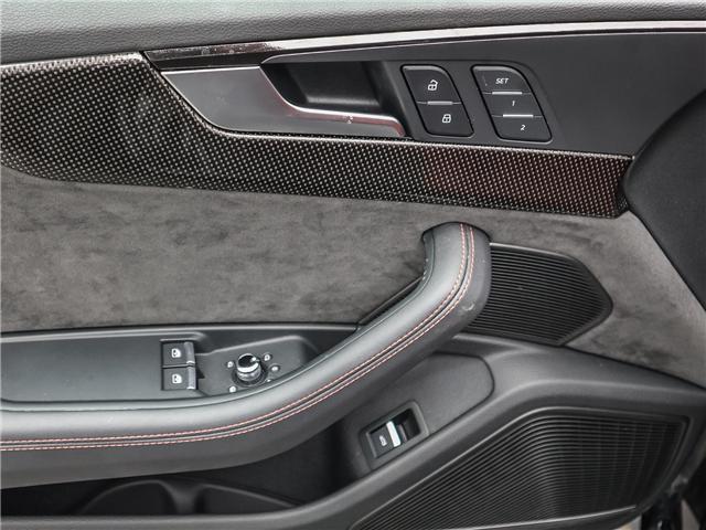2018 Audi S5 3.0T Technik (Stk: P3117) in Toronto - Image 9 of 27