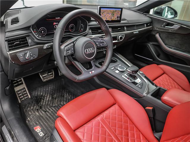 2018 Audi S5 3.0T Technik (Stk: P3117) in Toronto - Image 10 of 27