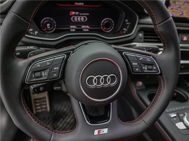 2018 Audi S5 3.0T Technik (Stk: P3117) in Toronto - Image 12 of 27