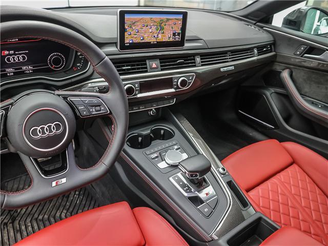 2018 Audi S5 3.0T Technik (Stk: P3117) in Toronto - Image 13 of 27