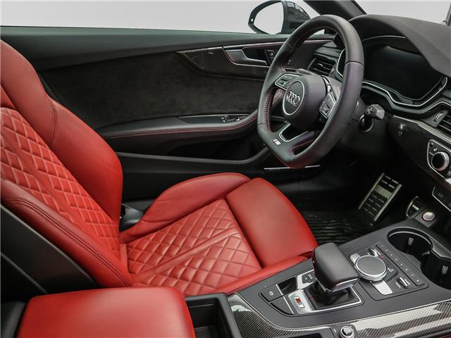 2018 Audi S5 3.0T Technik (Stk: P3117) in Toronto - Image 15 of 27