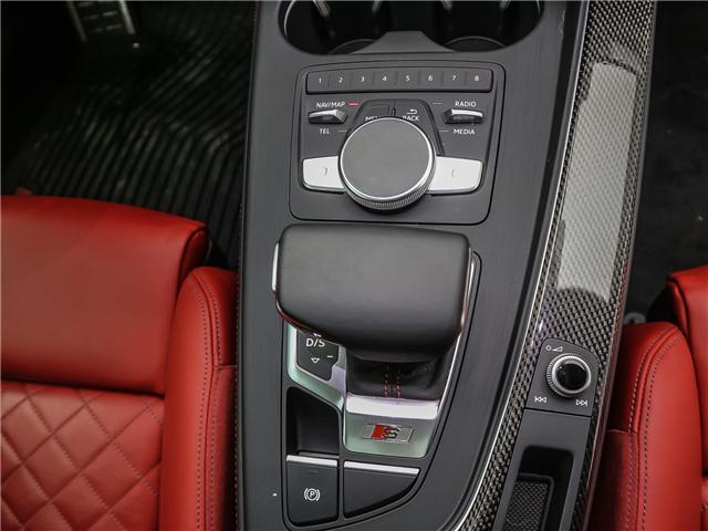 2018 Audi S5 3.0T Technik (Stk: P3117) in Toronto - Image 16 of 27