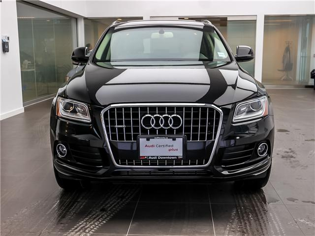 2016 Audi Q5 2.0T Progressiv (Stk: P3141) in Toronto - Image 2 of 26