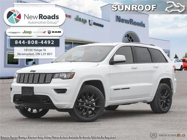 2019 Jeep Grand Cherokee Laredo (Stk: H18687) in Newmarket - Image 1 of 21