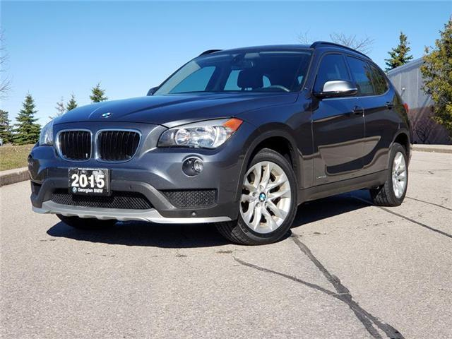 2015 BMW X1 xDrive28i (Stk: P1447) in Barrie - Image 1 of 15