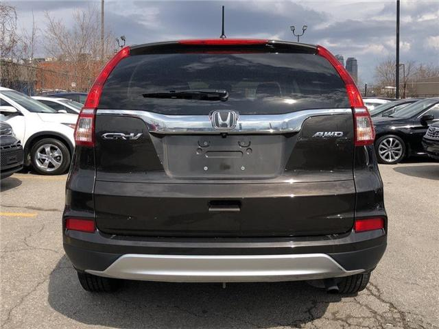 2015 Honda CR-V EX (Stk: 57166A) in Scarborough - Image 4 of 25