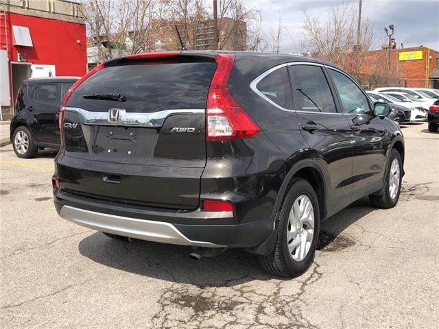 2015 Honda CR-V EX (Stk: 57166A) in Scarborough - Image 5 of 25
