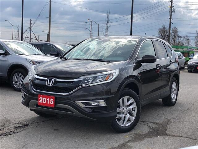 2015 Honda CR-V EX (Stk: 57166A) in Scarborough - Image 8 of 25