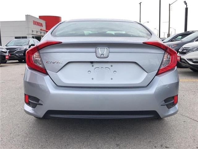 2017 Honda Civic EX (Stk: 57379A) in Scarborough - Image 4 of 23