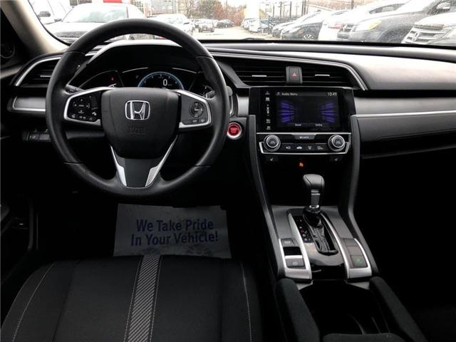 2017 Honda Civic EX (Stk: 57379A) in Scarborough - Image 10 of 23