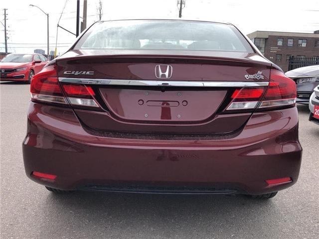 2014 Honda Civic EX (Stk: 7847P) in Scarborough - Image 4 of 22