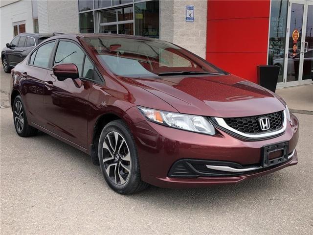 2014 Honda Civic EX (Stk: 7847P) in Scarborough - Image 6 of 22