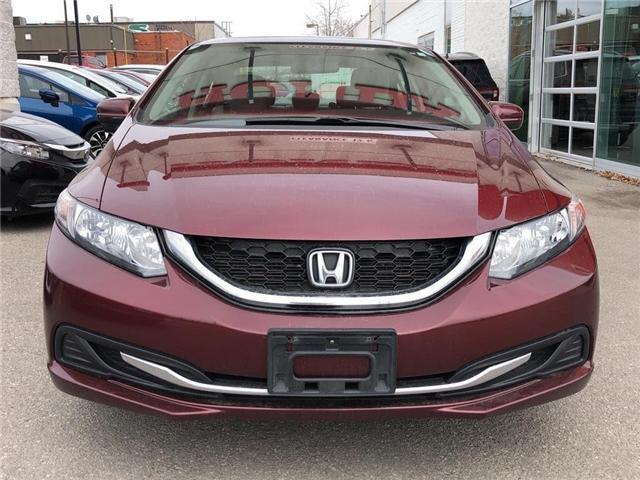 2014 Honda Civic EX (Stk: 7847P) in Scarborough - Image 7 of 22