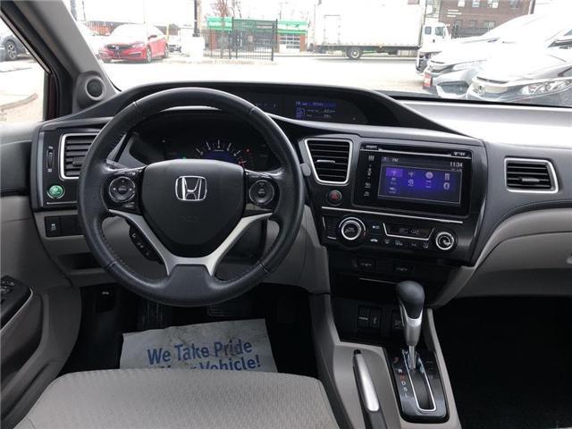2014 Honda Civic EX (Stk: 7847P) in Scarborough - Image 10 of 22
