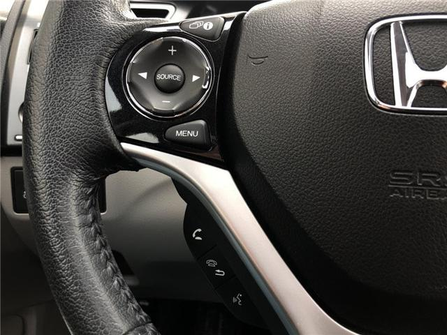 2014 Honda Civic EX (Stk: 7847P) in Scarborough - Image 11 of 22