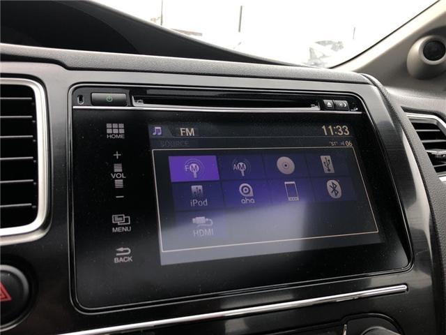 2014 Honda Civic EX (Stk: 7847P) in Scarborough - Image 15 of 22