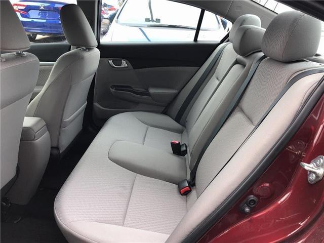 2014 Honda Civic EX (Stk: 7847P) in Scarborough - Image 21 of 22