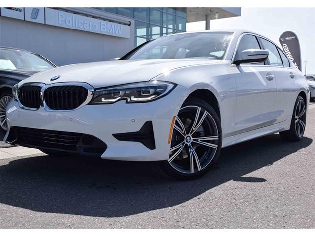 2019 BMW 330i xDrive (Stk: 9J84590) in Brampton - Image 1 of 12