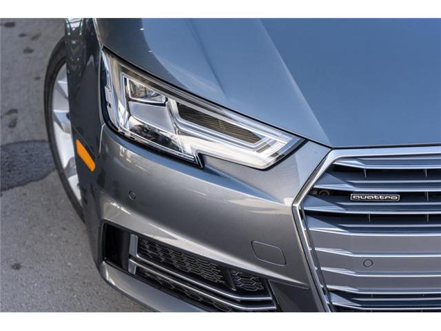 2018 Audi A4 2.0T Progressiv (Stk: N4776) in Calgary - Image 2 of 17