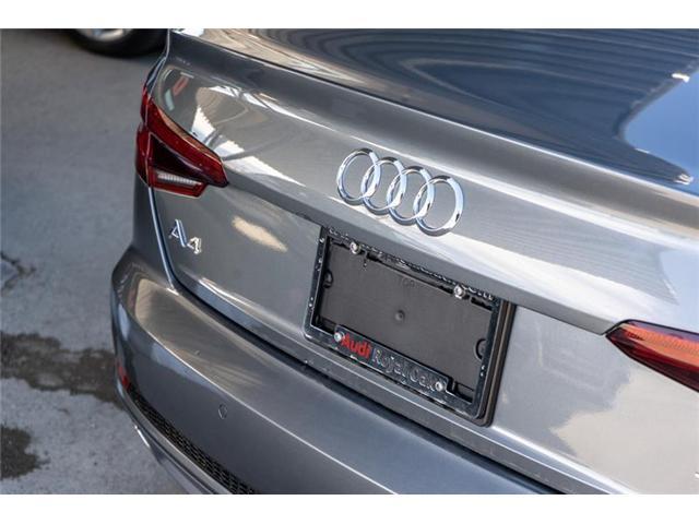 2018 Audi A4 2.0T Progressiv (Stk: N4776) in Calgary - Image 6 of 17