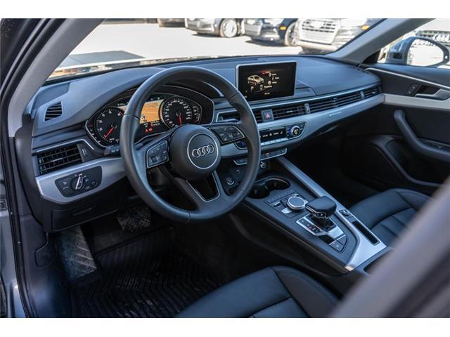 2018 Audi A4 2.0T Progressiv (Stk: N4776) in Calgary - Image 8 of 17