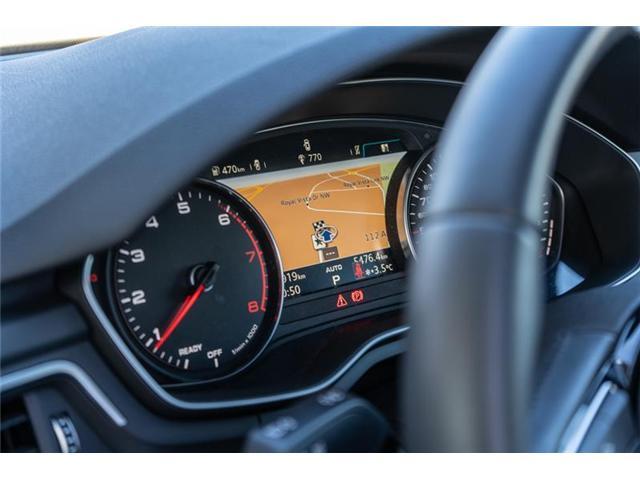 2018 Audi A4 2.0T Progressiv (Stk: N4776) in Calgary - Image 9 of 17