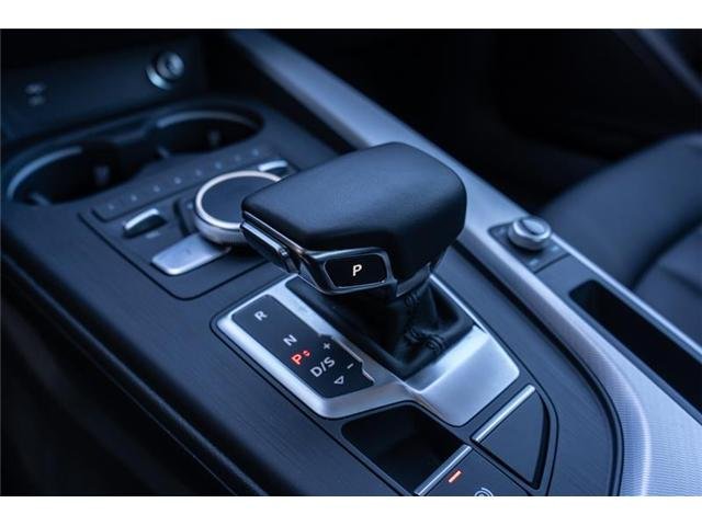 2018 Audi A4 2.0T Progressiv (Stk: N4776) in Calgary - Image 10 of 17