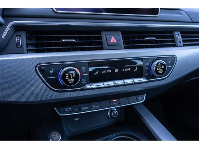 2018 Audi A4 2.0T Progressiv (Stk: N4776) in Calgary - Image 11 of 17