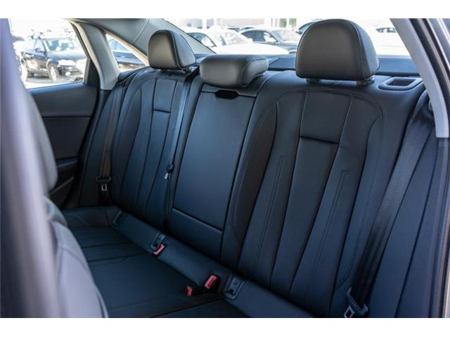 2018 Audi A4 2.0T Progressiv (Stk: N4776) in Calgary - Image 15 of 17