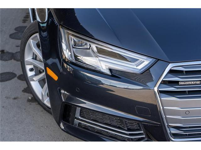 2018 Audi A4 2.0T Progressiv (Stk: N4823) in Calgary - Image 2 of 18