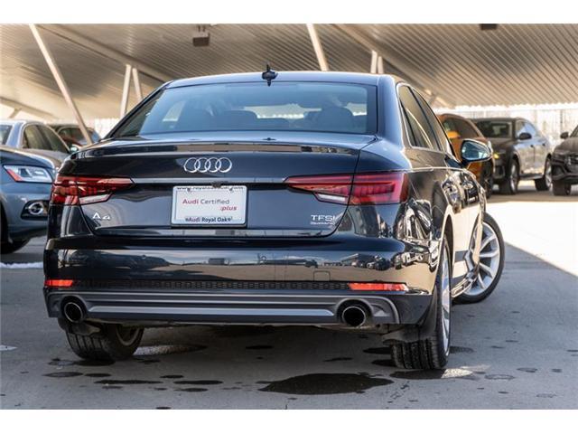 2018 Audi A4 2.0T Progressiv (Stk: N4823) in Calgary - Image 6 of 18