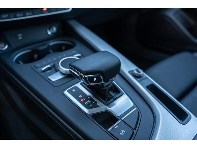 2018 Audi A4 2.0T Progressiv (Stk: N4823) in Calgary - Image 11 of 18