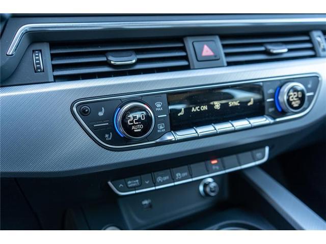 2018 Audi A4 2.0T Progressiv (Stk: N4823) in Calgary - Image 12 of 18