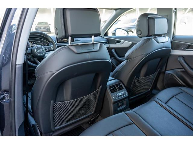 2018 Audi A4 2.0T Progressiv (Stk: N4823) in Calgary - Image 15 of 18