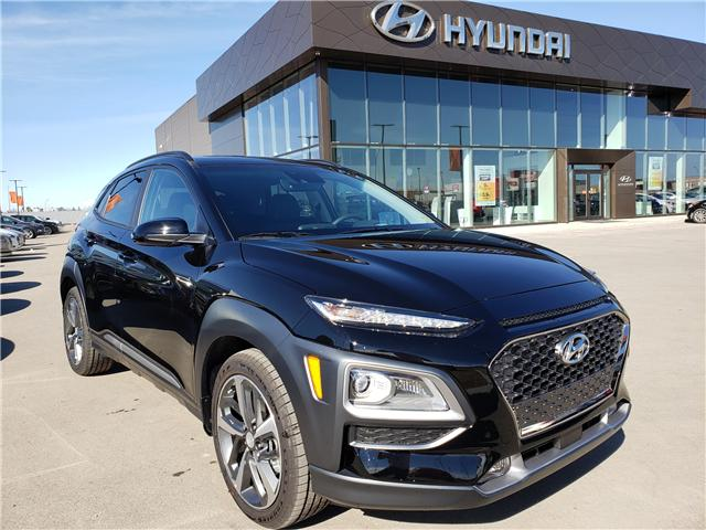 2019 Hyundai KONA 1.6T Ultimate (Stk: 29165) in Saskatoon - Image 1 of 19