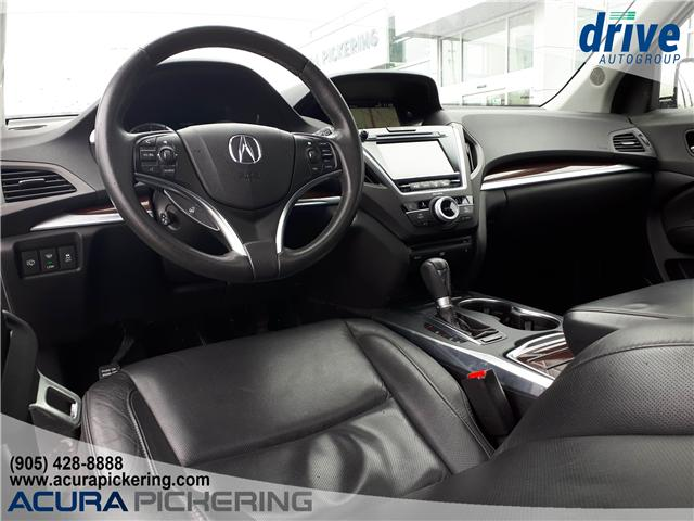 2015 Acura MDX Technology Package (Stk: AP4804) in Pickering - Image 2 of 22