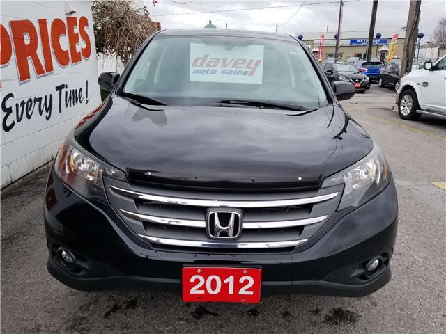 2012 Honda CR-V EX-L (Stk: 19-210T) in Oshawa - Image 2 of 16