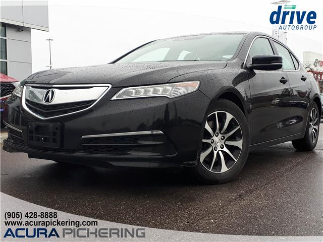 2015 Acura TLX Tech (Stk: AP4813) in Pickering - Image 1 of 14