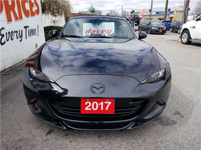 2017 Mazda MX-5 GT (Stk: 19-243) in Oshawa - Image 2 of 13