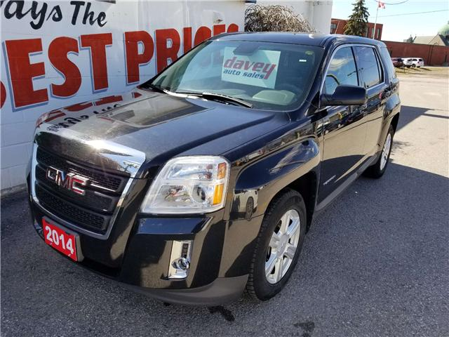 2014 GMC Terrain SLE-1 (Stk: 19-239) in Oshawa - Image 1 of 14