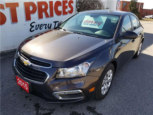 2015 Chevrolet Cruze 1LT (Stk: 19-237) in Oshawa - Image 1 of 15