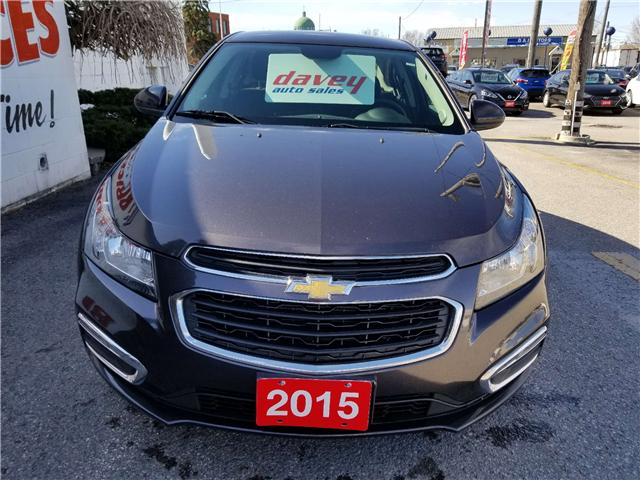 2015 Chevrolet Cruze 1LT (Stk: 19-237) in Oshawa - Image 2 of 15