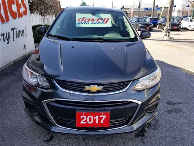 2017 Chevrolet Sonic LT Auto (Stk: 19-236) in Oshawa - Image 2 of 14