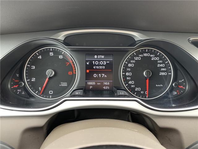 2015 Audi A4 allroad 2.0T Technik (Stk: B8520) in Oakville - Image 13 of 18