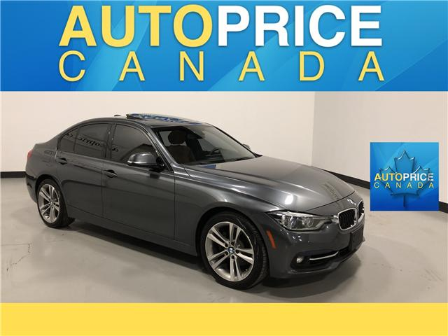 2016 BMW 328i xDrive (Stk: B0239) in Mississauga - Image 1 of 28
