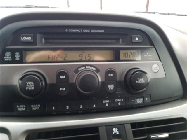 2010 Honda Odyssey EX-L (Stk: 1912681) in Thunder Bay - Image 7 of 20