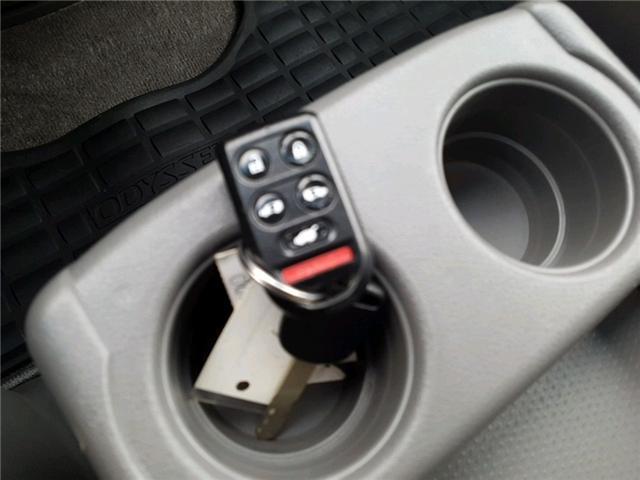 2010 Honda Odyssey EX-L (Stk: 1912681) in Thunder Bay - Image 13 of 20