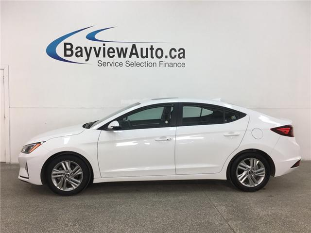 2019 Hyundai Elantra Preferred (Stk: 34776R) in Belleville - Image 1 of 28