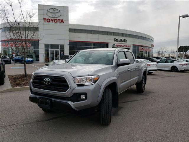 2019 Toyota Tacoma SR5 V6 (Stk: P1739) in Whitchurch-Stouffville - Image 1 of 18