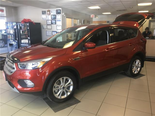 2019 Ford Escape SE (Stk: 19188) in Perth - Image 1 of 9